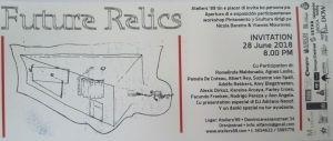Future relics @ Ateliers '89