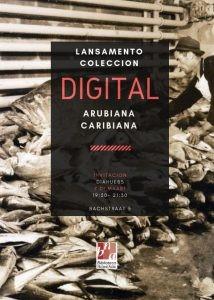 Lansamento di plataforma digital di coleccion nacional @ Dept. Arubiana