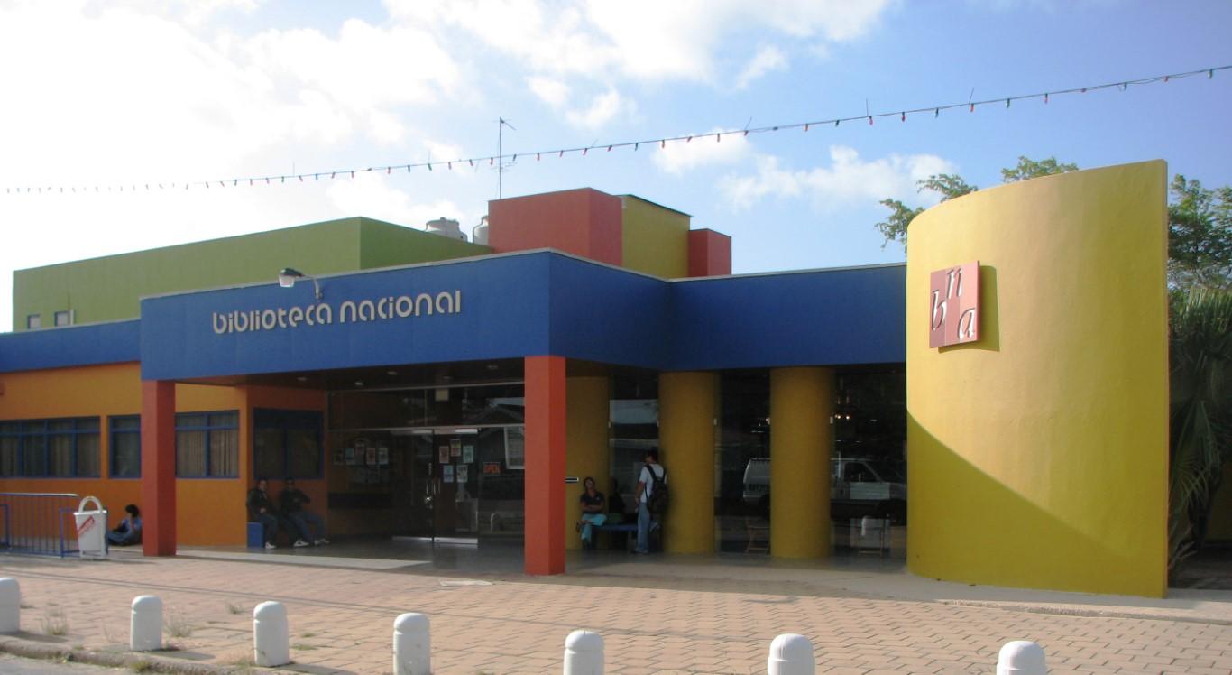 BNA – Biblioteca Nacional Aruba