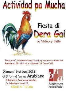 Fiesta di Dera Gai @ Dept. Arubiana