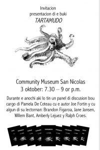 Tartamudo @ Community Museum San Nicolas