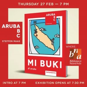 Exposition ArubABC @ Biblioteca Nacional Aruba