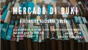 Mercado di buki @ Biblioteca Nacional Aruba